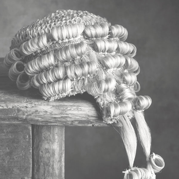 Barrister's wig | Spring Law