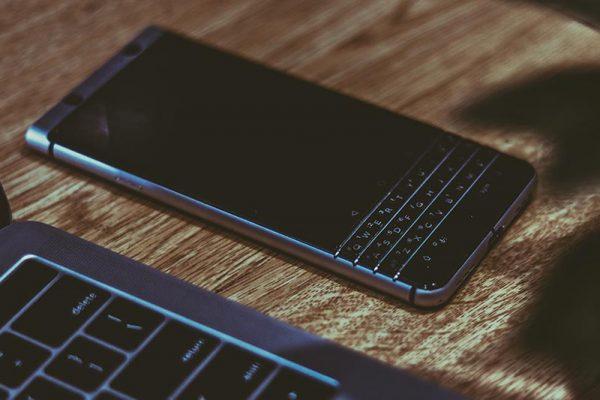 BlackBerry mobile device