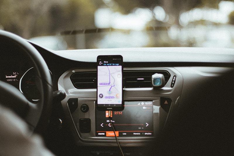 Uber taxi dashboard